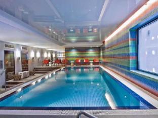 柏林中央車站阿迪納公寓飯店 柏林 - 游泳池