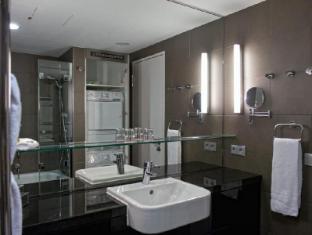 Adina Apartment Hotel Berlin Hauptbahnhof Berliin - Külalistetuba