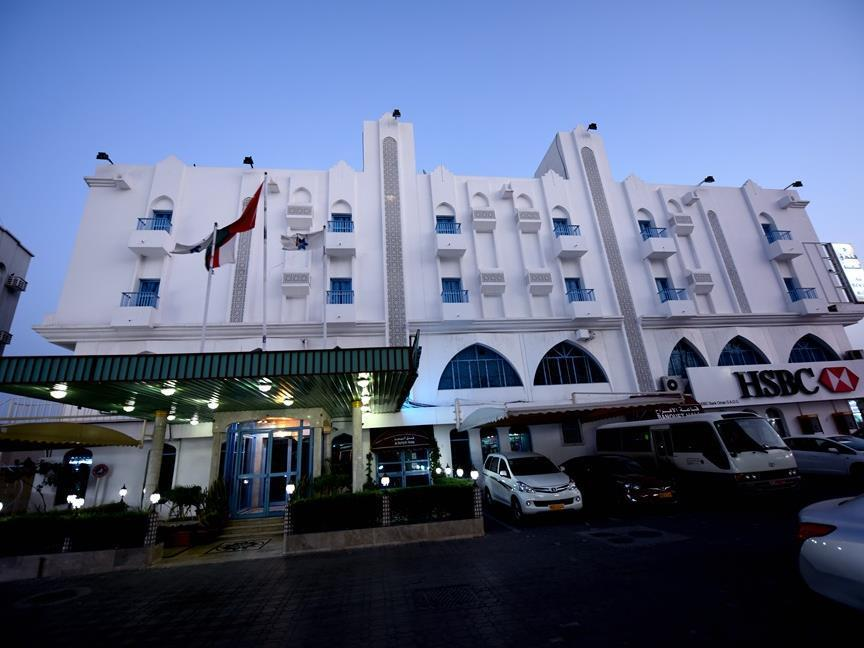 Al Bahjah Hotel - Hotels and Accommodation in Oman, Middle East