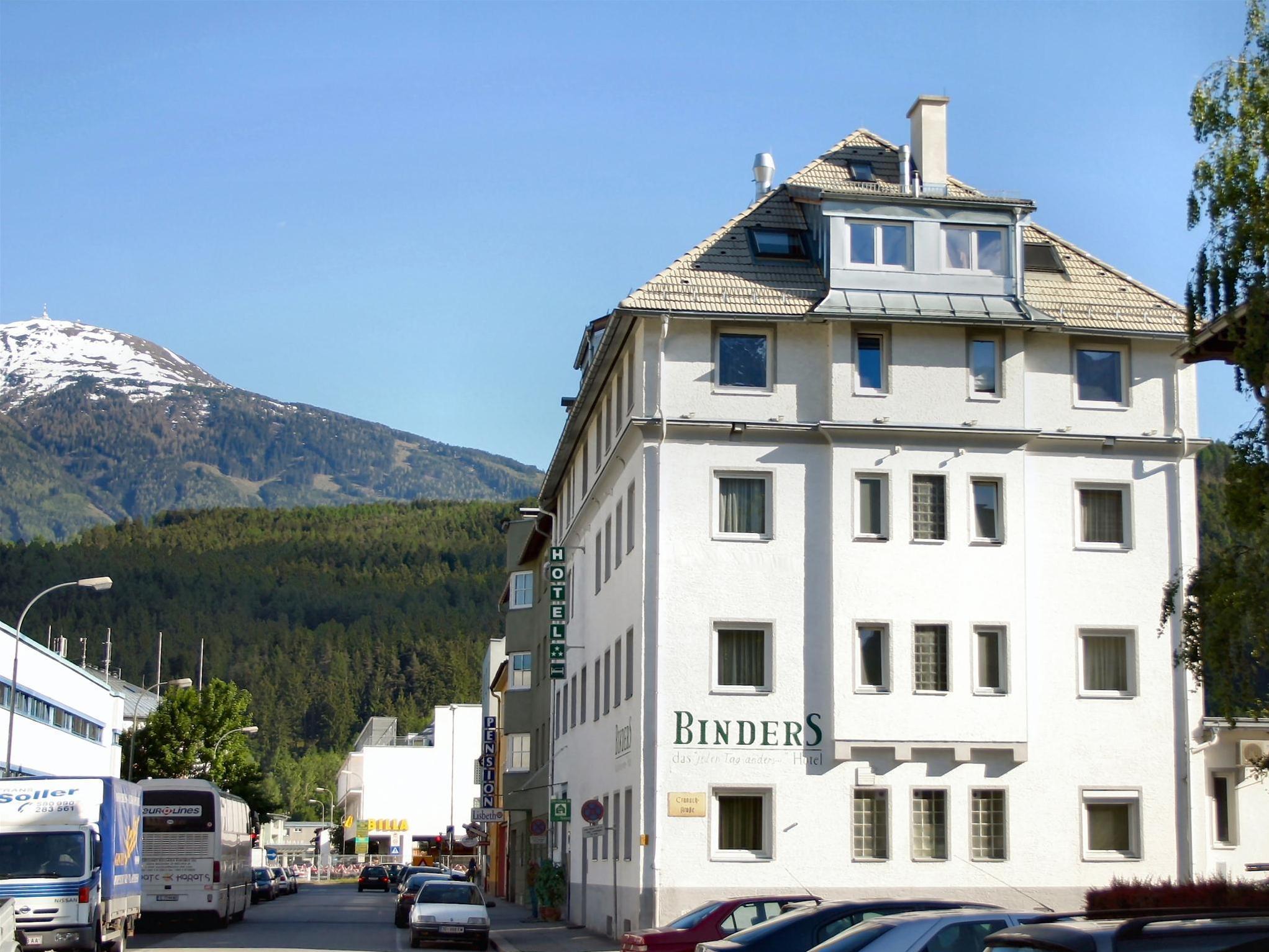 奧地利經典飯店因斯布魯克加尼