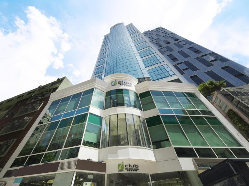 iclub Wan Chai Hotel Hongkong