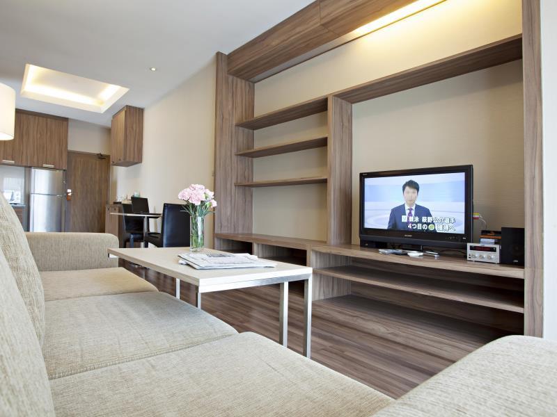 V レジデンス ホテル & サービスド アパートメント2