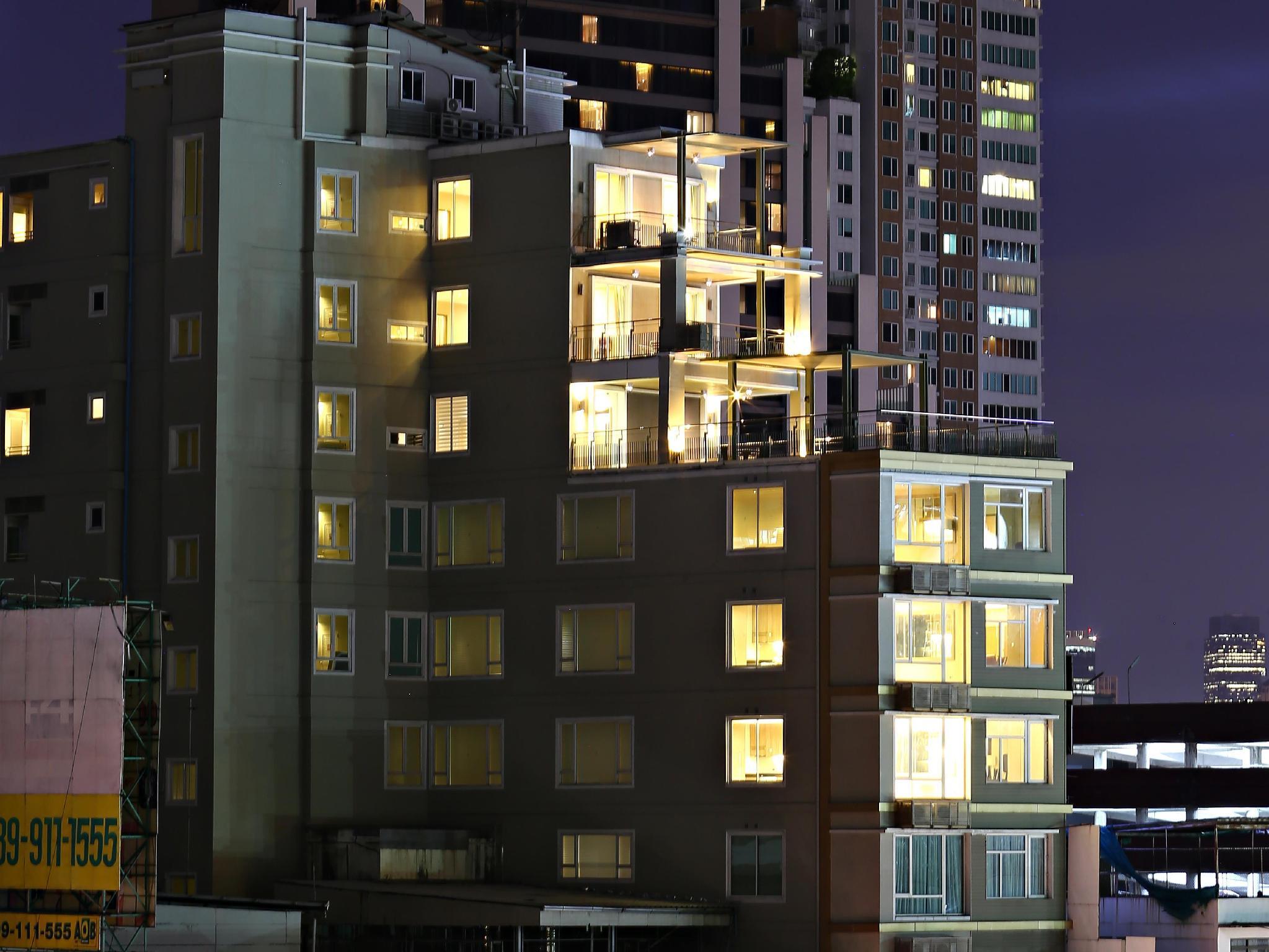 V Residence Hotel & Serviced Apartment - Bangkok
