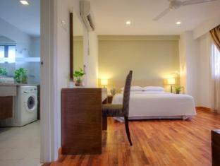 The Nomad Residences Bangsar Kuala Lumpur - 1 Bedroom Executive - Entrance