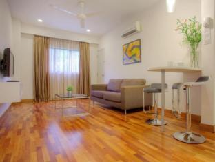 The Nomad Residences Bangsar Kuala Lumpur - 1 Bedroom Executive - Living Room