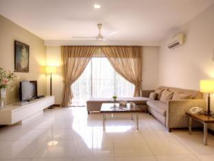 The Nomad Residences Bangsar Kuala Lumpur - 3 Bedroom-Living Area