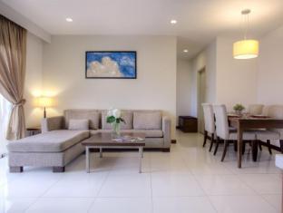 The Nomad Residences Bangsar Kuala Lumpur - 2 Bedroom-Living Area