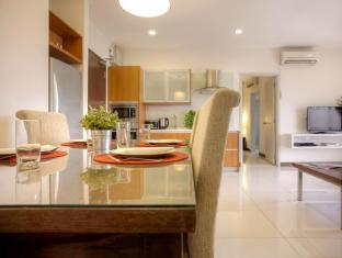 The Nomad Residences Bangsar Kuala Lumpur - 2 Bedroom - Dining Area