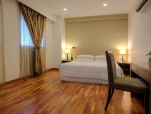The Nomad Residences Bangsar Kuala Lumpur - 3 Bedroom - Master bedroom