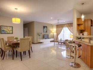 The Nomad Residences Bangsar Kuala Lumpur - 3 Bedroom - Entrance