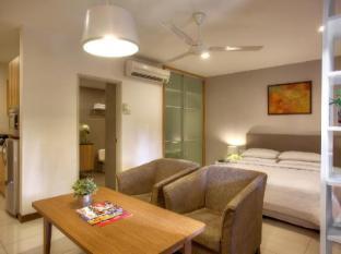 The Nomad Residences Bangsar Kuala Lumpur - Studio - Living Area