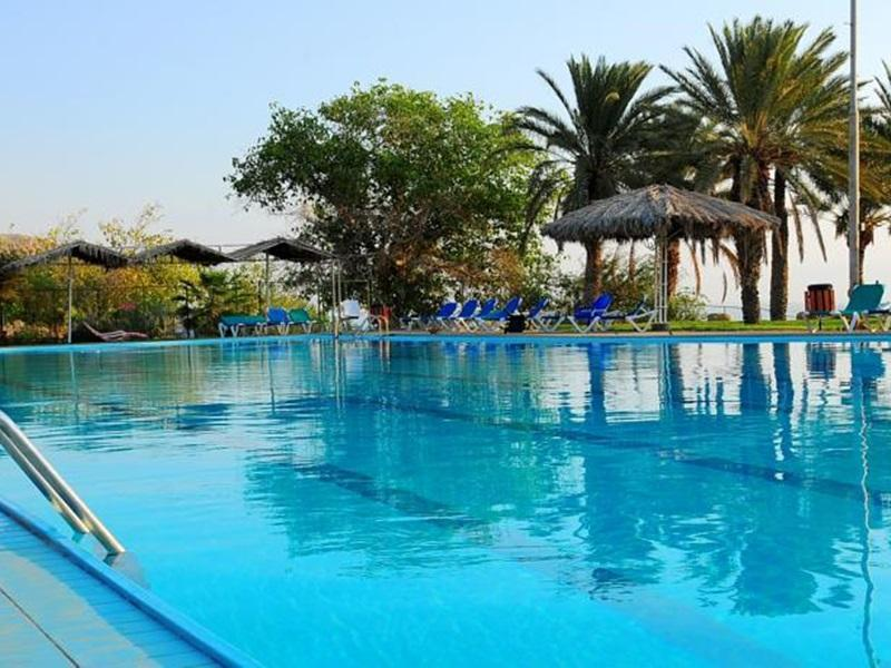 Ein Gedi Kibbutz Hotel - Hotels and Accommodation in Israel, Middle East