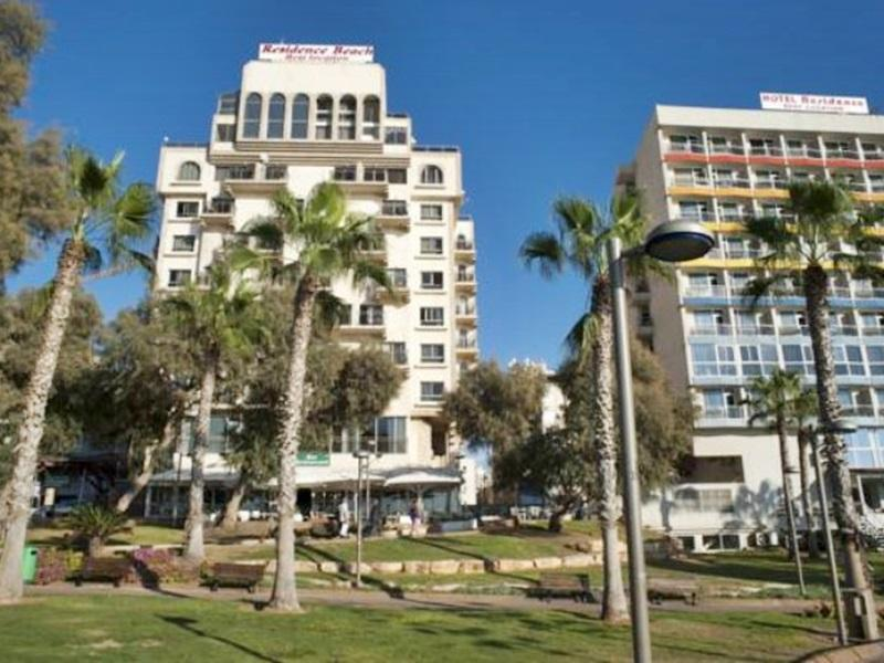 Residence Beach Hotel - Hotels and Accommodation in Israel, Middle East
