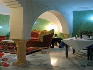 Hotel Jugurtha Palace Gafsa - Interior