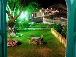 Hotel Jugurtha Palace Gafsa - Garden