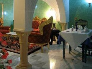 Hotel Jugurtha Palace Gafsa - Lobby