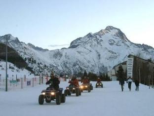 Hotel Les Flocons Les Deux Alpes - Reception