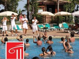 Hotel Olimpo Letojanni - Swimming Pool