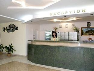 Tsarevets Hotel Varna - Reception