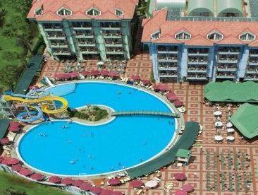 Hotel Turan Prince Residence - Hotell och Boende i Turkiet i Europa