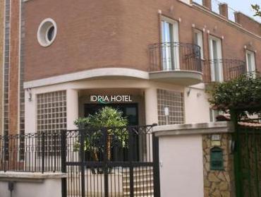 Idria Hotel Bagni Di Tivoli - Exterior