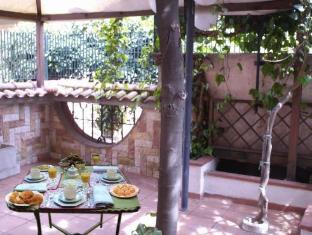 Idria Hotel Bagni Di Tivoli - Balcony/Terrace