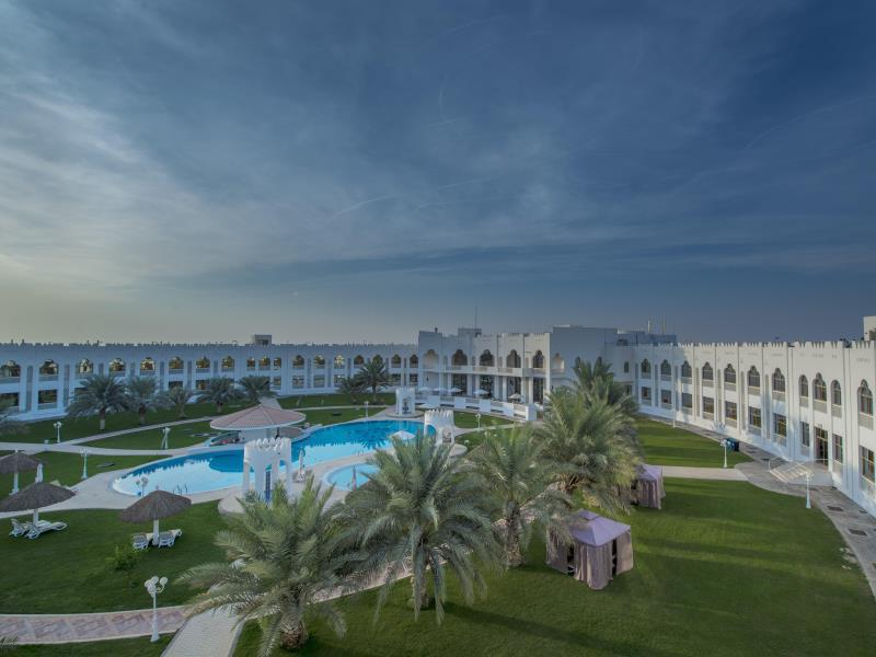 Liwa Hotel - Hotels and Accommodation in United Arab Emirates, Middle East