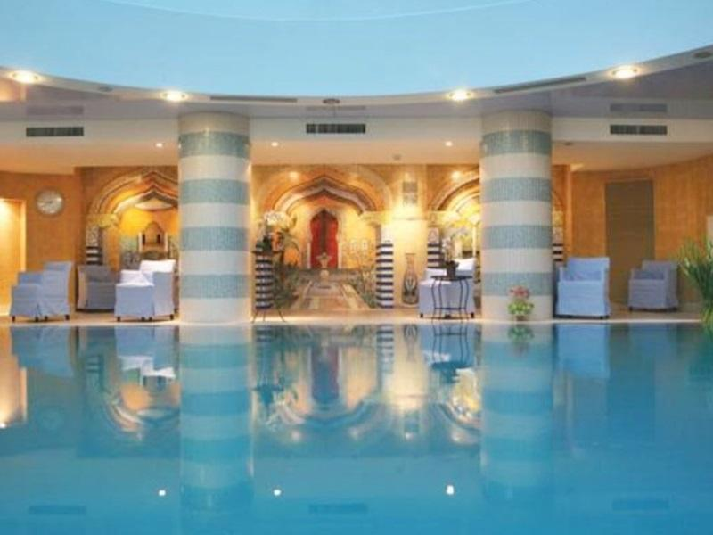 Spa Club Hotel - Hotels and Accommodation in Israel, Middle East