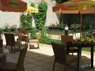 Star Inn Hotel Budapest Centrum Budapest - Garden