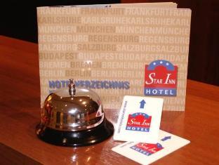 Star Inn Hotel Budapest Centrum Budapest - Reception