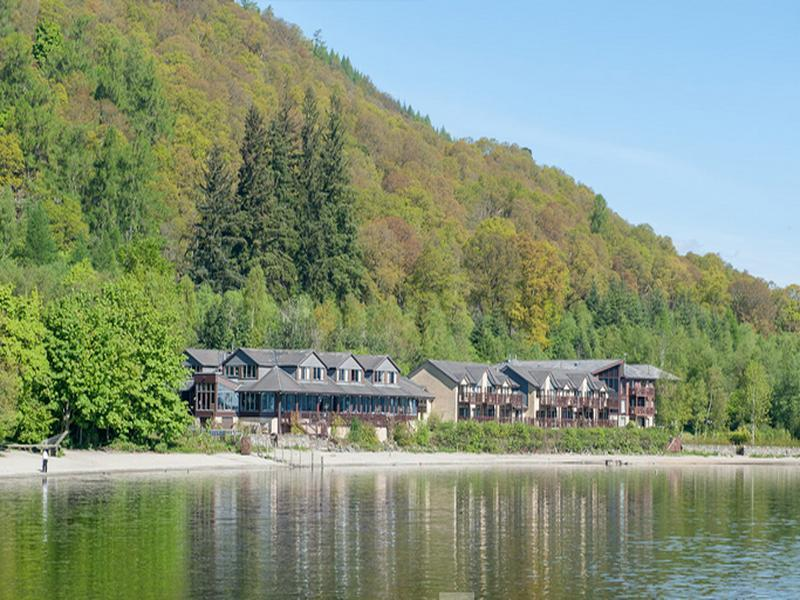 The Lodge on Loch Lomond Hotel - Loch Lomond
