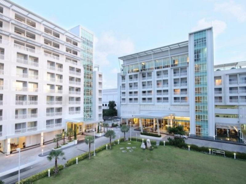 The Kameo Grand Hotel & Serviced Apartment, Rayong - Rayong