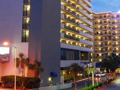 Bluewater Resort - Hotel and accommodation in Usa in Myrtle Beach (SC)