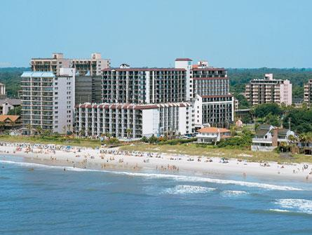 Grande Shores Ocean Resorts Condominiums - Hotel and accommodation in Usa in Myrtle Beach (SC)