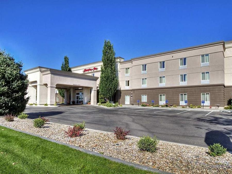 Hampton Inn Twin Falls - Hotel and accommodation in Usa in Twin Falls (ID)