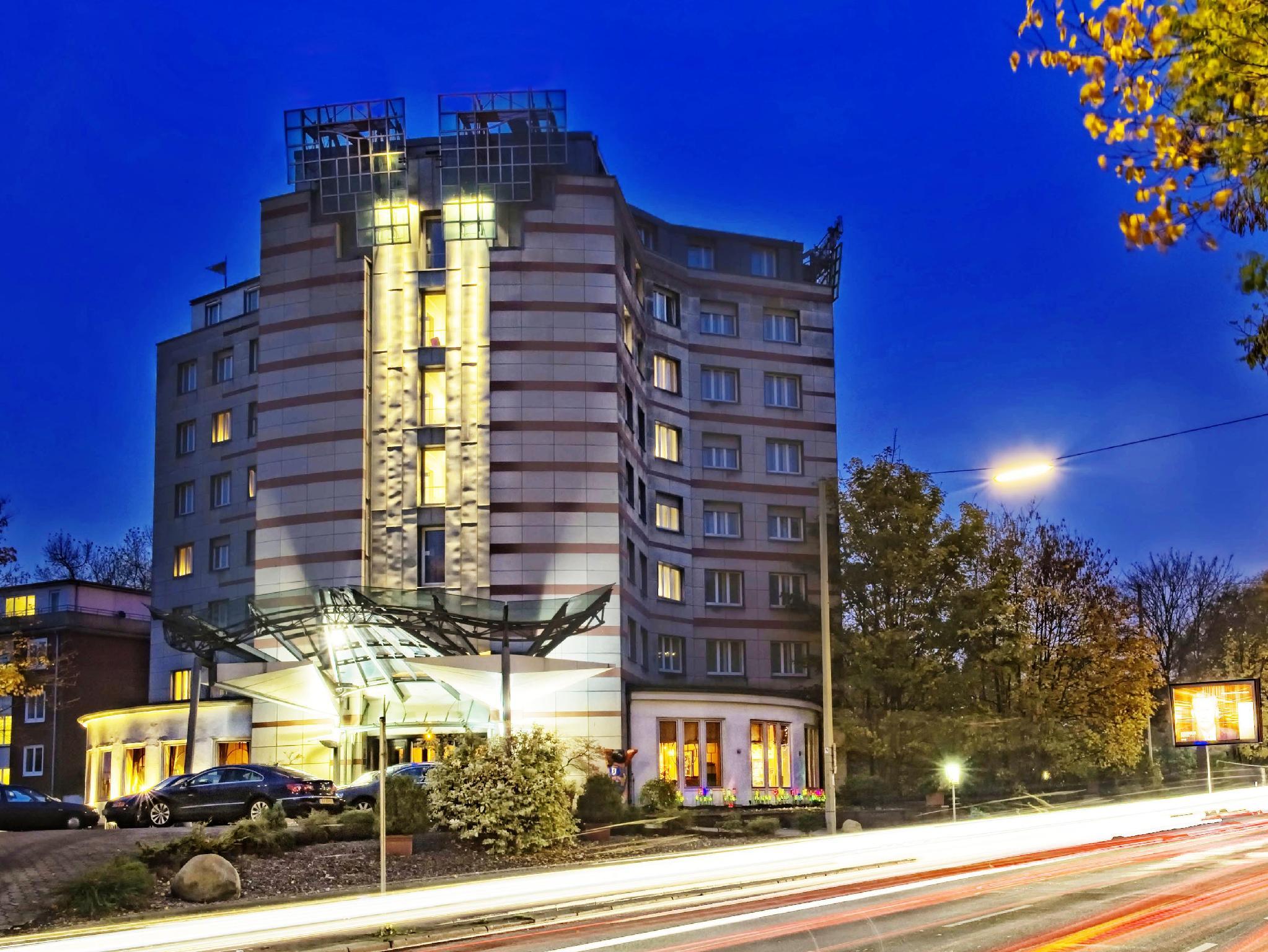 Wyndham Garden Hotel Hamburg City Centre Berliner Tor - Hamburg