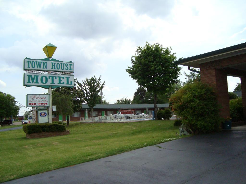 Town House Motel Tupelo Tupelo (MS) - Exterior