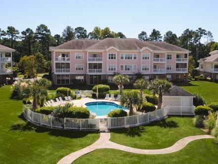 Myrtlewood Villas Hotel Myrtle Beach (SC) - Exterior
