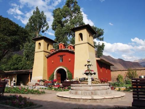 Sonesta Posadas del Inca Yucay - Hotell och Boende i Peru i Sydamerika