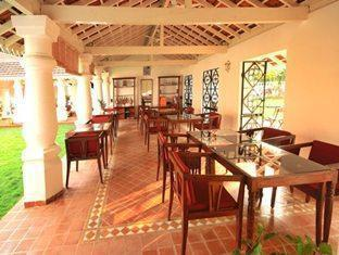 Casa Palacio Siolim House Hotel North Goa - المطعم