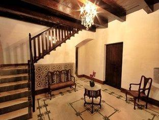 Casa Palacio Siolim House Hotel North Goa - المظهر الداخلي للفندق