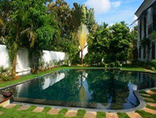 Casa Palacio Siolim House Hotel North Goa - حمام السباحة