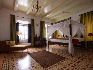 Casa Palacio Siolim House Hotel North Goa - غرفة الضيوف