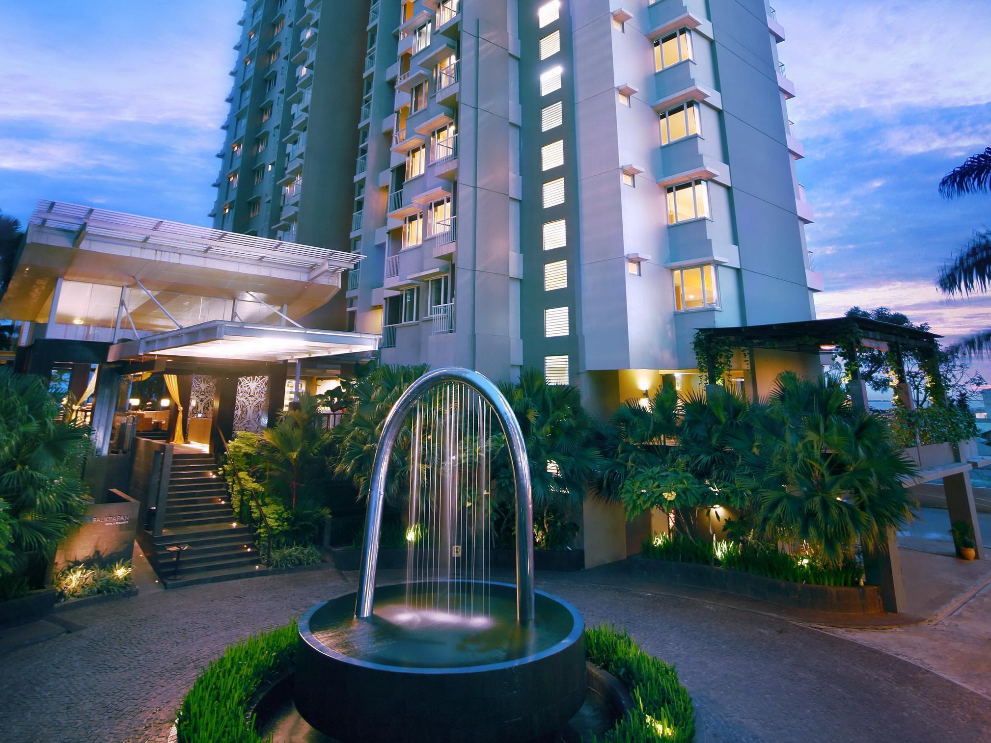 Hotell Aston Balikpapan Hotel   Residence