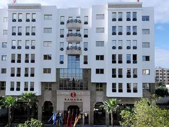 Ramada Fes Hotel Fes - Exterior