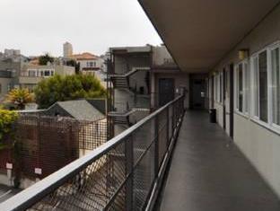 Presidio Inn San Francisco (CA) - Balcony/Terrace