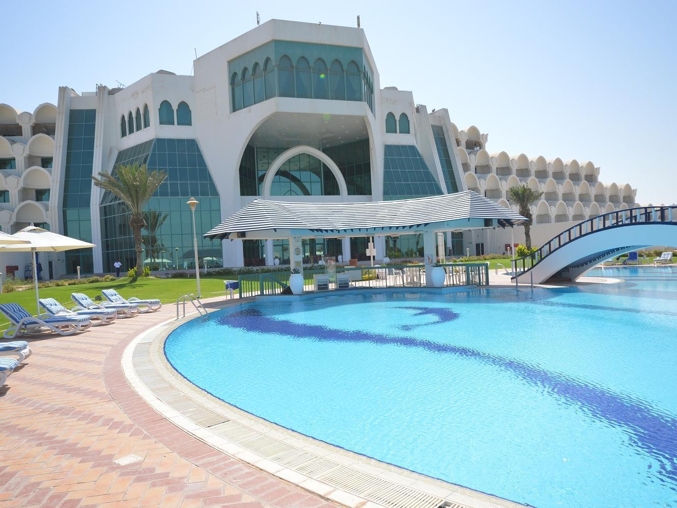 Mirfa Hotel - Hotels and Accommodation in United Arab Emirates, Middle East