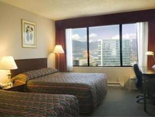 Sandman Hotel Vancouver City Centre Vancouver (BC) - Guest Room