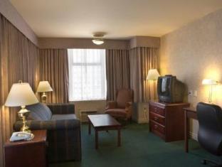 Sandman Hotel Vancouver City Centre Vancouver (BC) - Suite Room