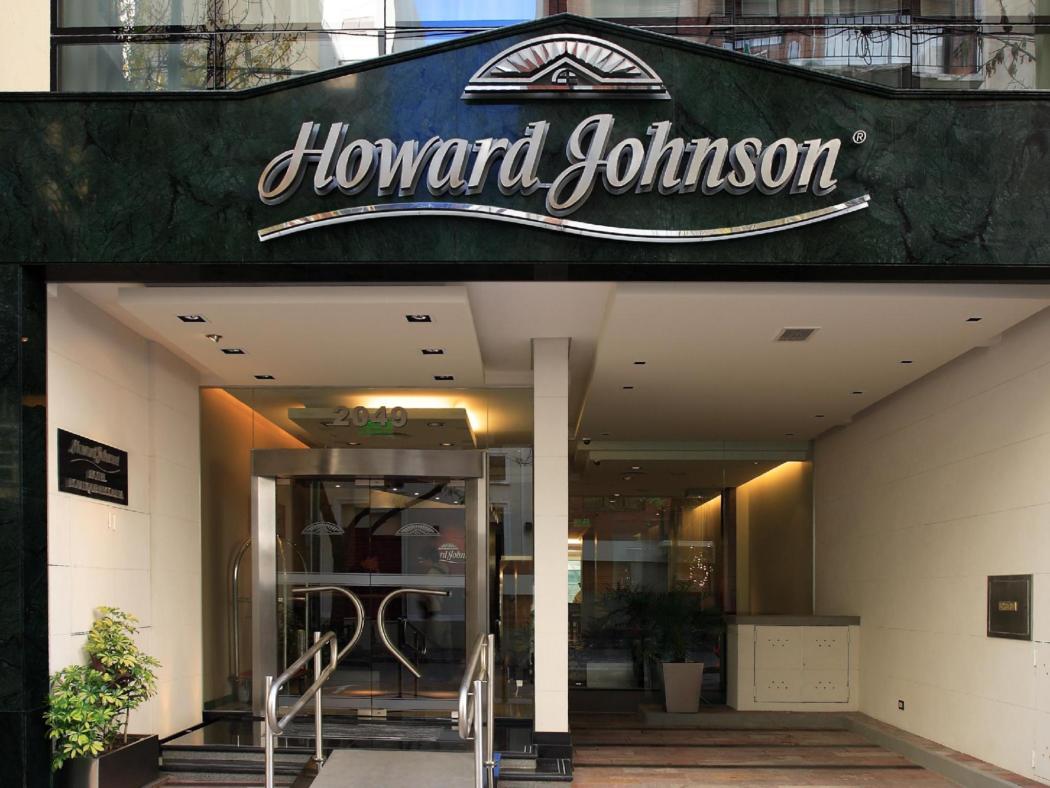 Howard Johnson Hotel Boutique Recoleta - Hotels and Accommodation in Argentina, South America